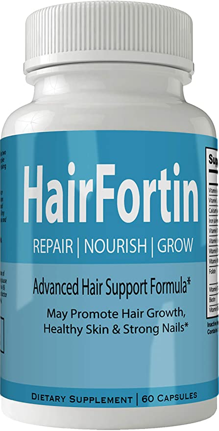 The Hairfortin Supplement Reviews